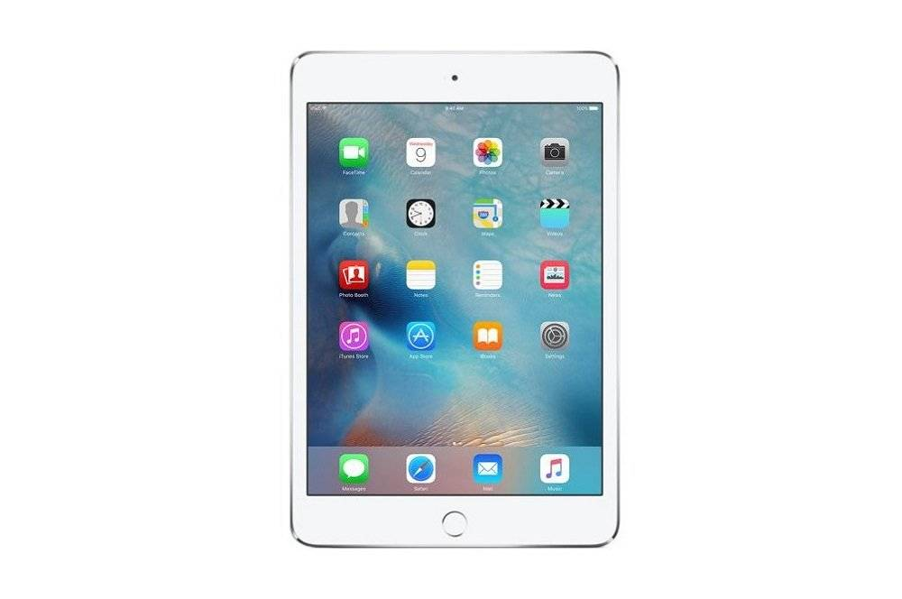 Tablet APPLE iPad mini 4 Wi-Fi 64GB Srebrny