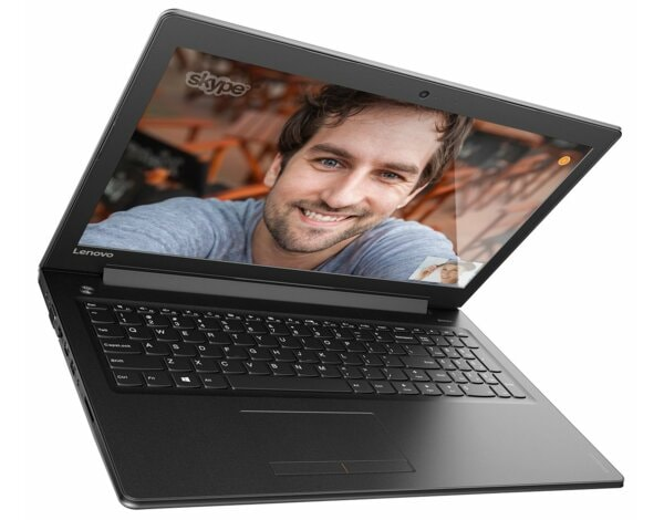 Laptop LENOVO Ideapad 310-15IKB Czarny 80TV02BEPB