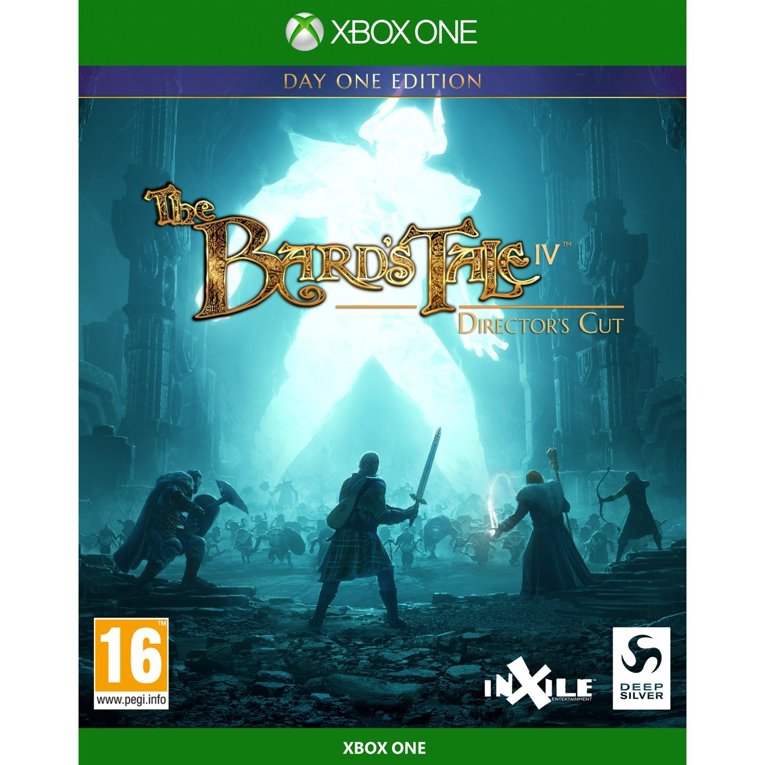 Gra Xbox One The Bard\'s Tale IV: Director's Cut