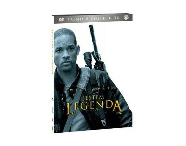 Jestem legendą (2 DVD, Premium Collection)