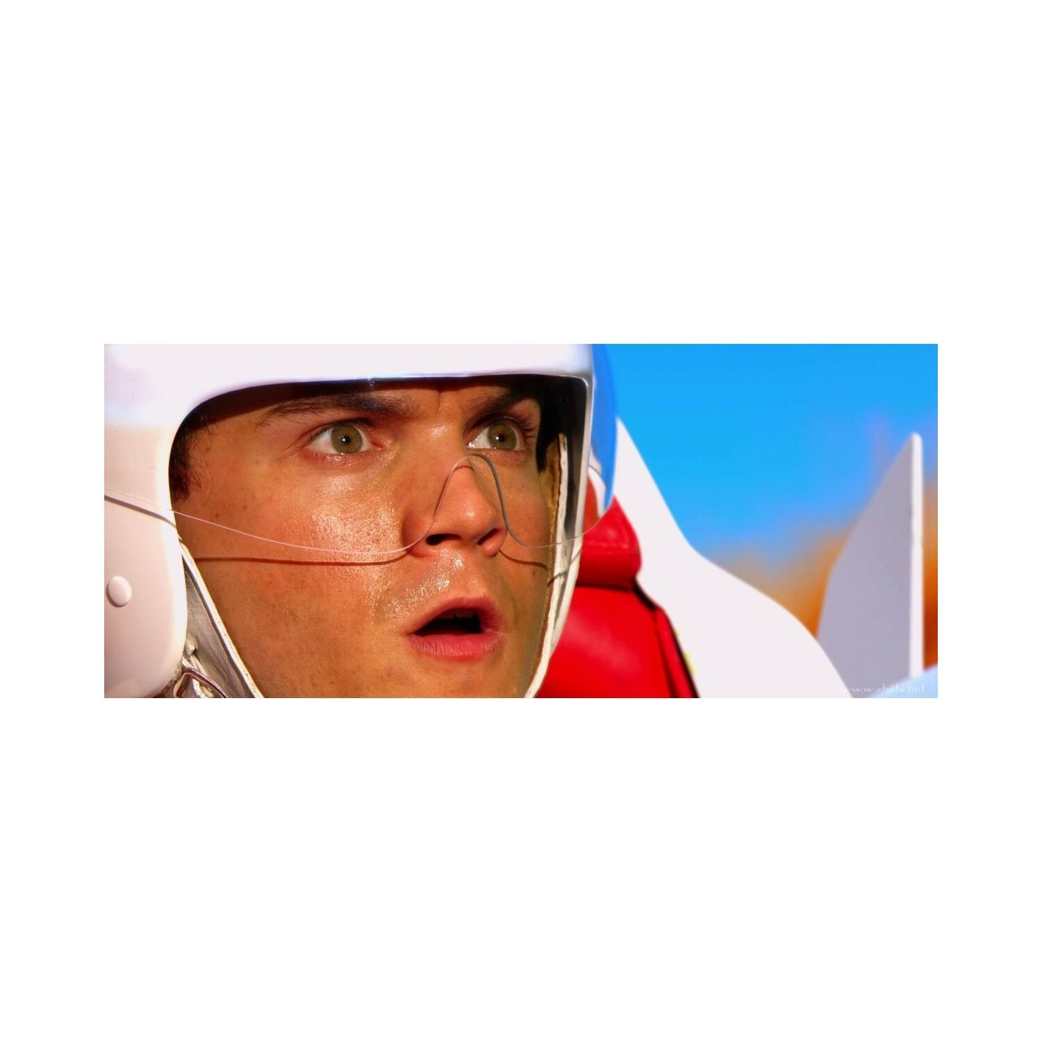 Film GALAPAGOS Speed Racer