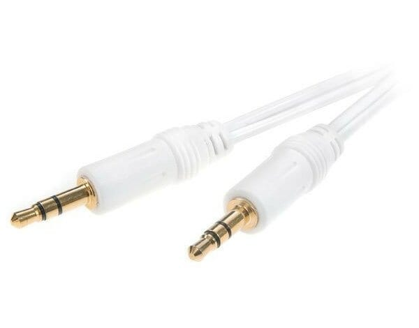 Kabel VIVANCO Jack 3.5 mm wtyk - 3.5 mm wtyk 0.8 m