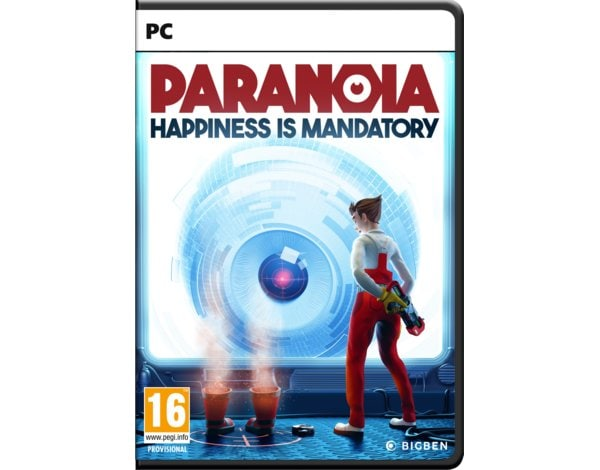 Gra PC Paranoia: Happiness Is Mandatory