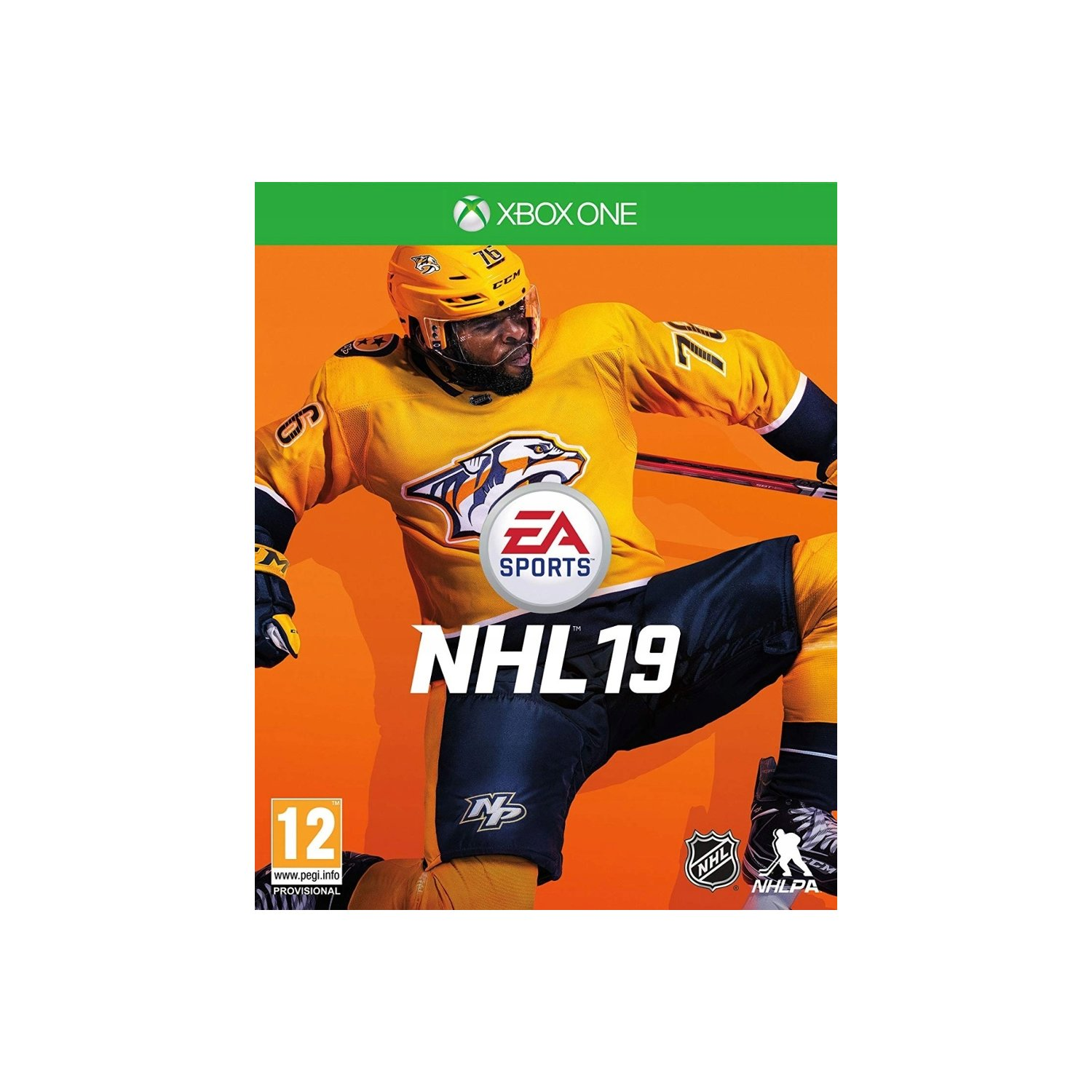 Gra Xbox One NHL 19