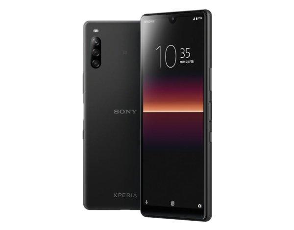 Smartfon Sony Xperia L4 Czarny Opinie Cena Mediamarkt Pl
