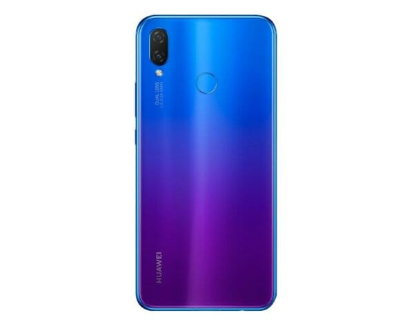 Smartfon HUAWEI P Smart+ Purpurowy