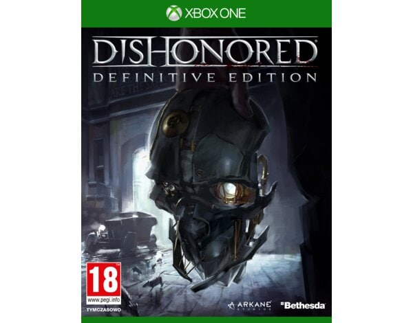 Gra Xbox One Dishonored Definitive Edition