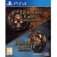 Gra PS4 Baldur's Gate: Enhanced Edition