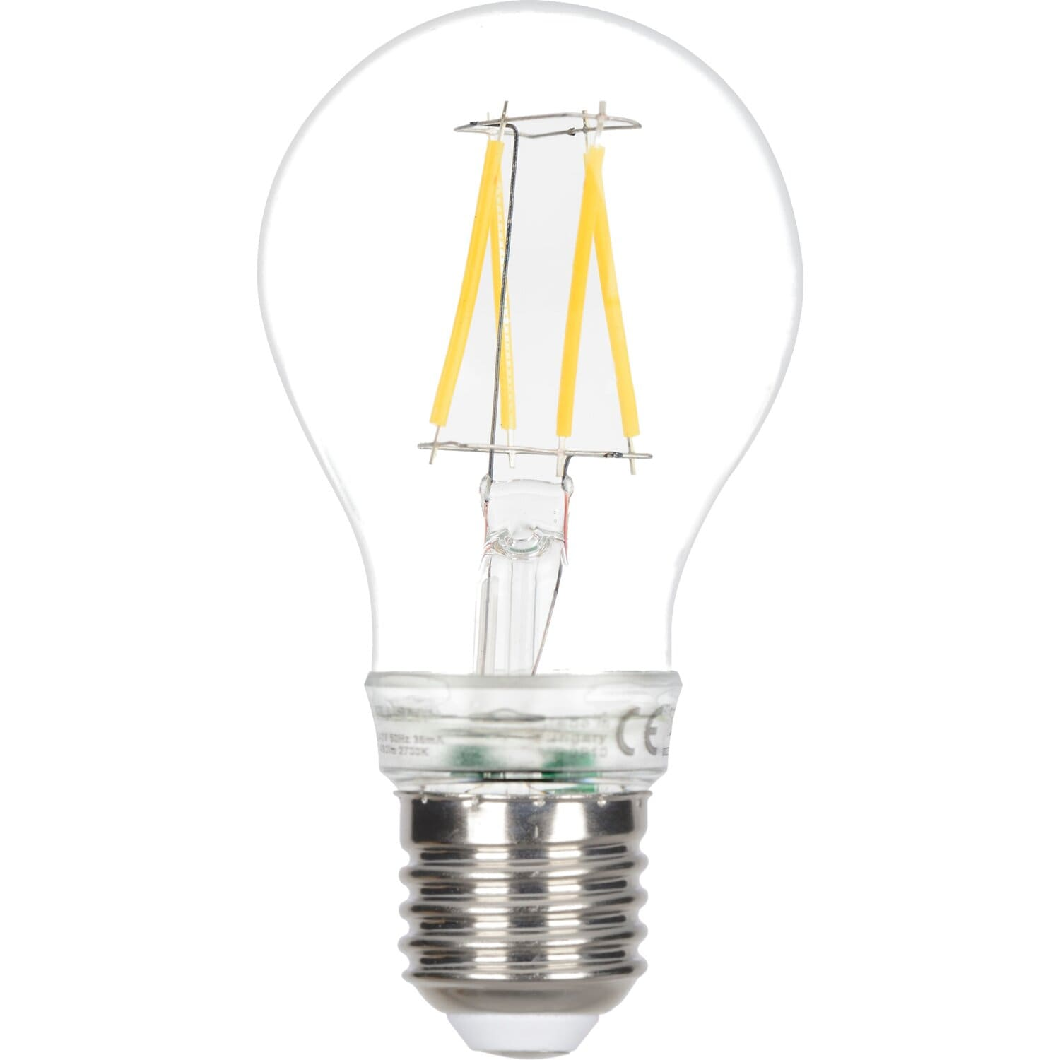 Żarówka GENERAL ELECTRIC LED4/A60 FIL/827/220-240V/E27 H