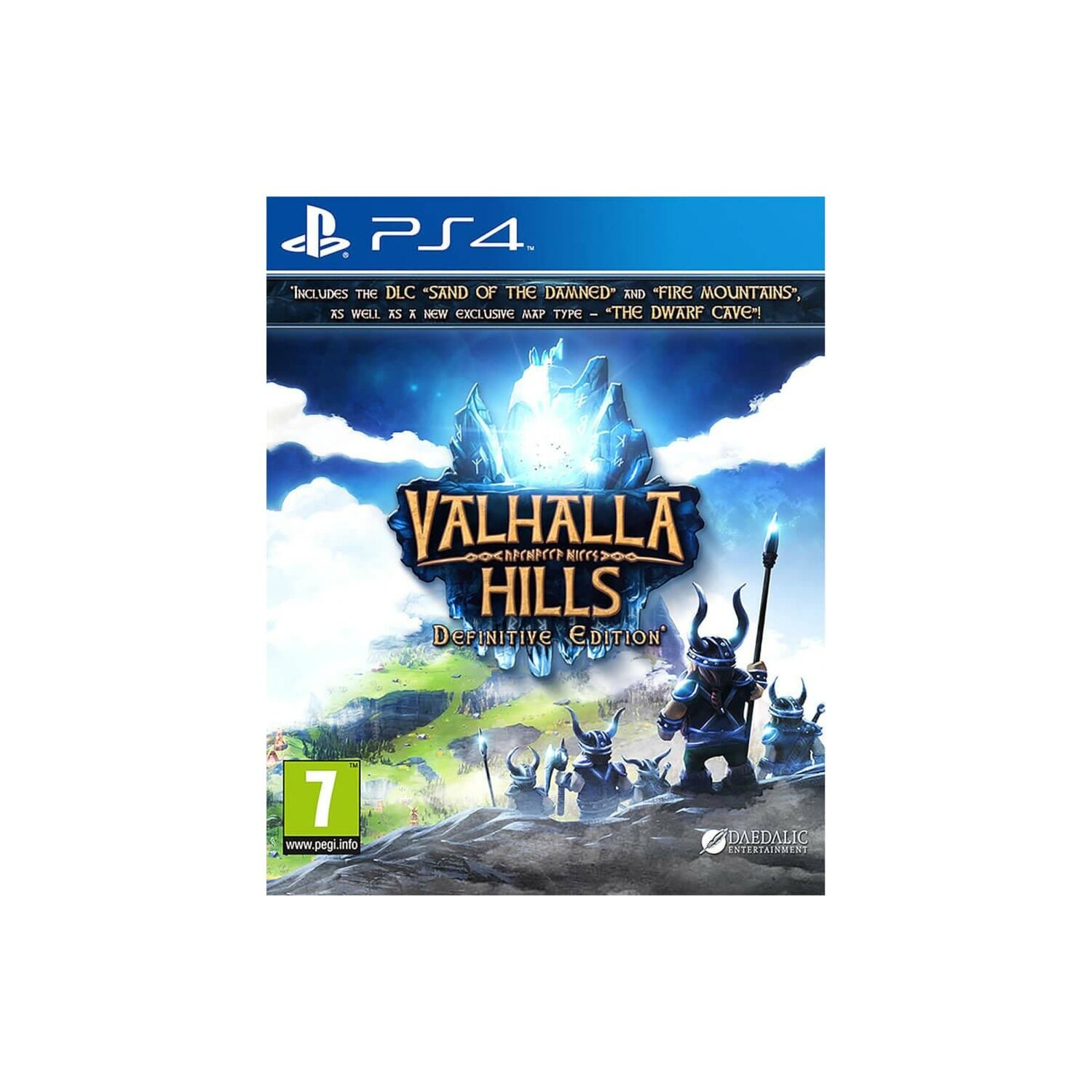 Gra PS4 Valhalla Hills Definitive Edition