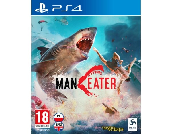 Gra PS4 Maneater Day One Edition