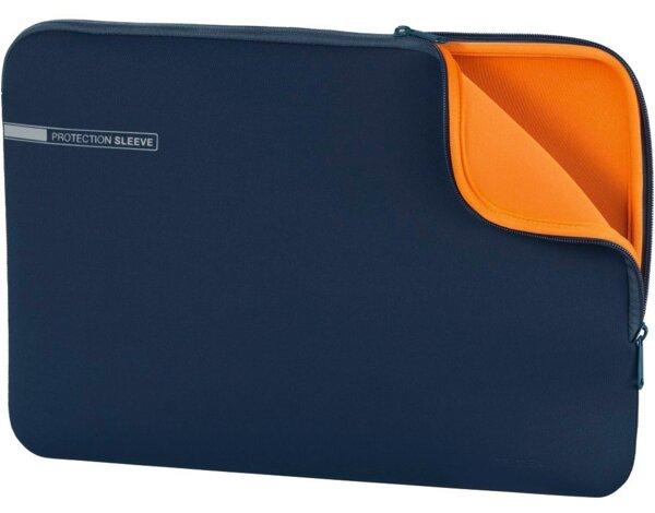 33b4ce76764a0 Pokrowiec na laptopa HAMA Sleeve Neoprene Essential 15,6 cala Granatowy