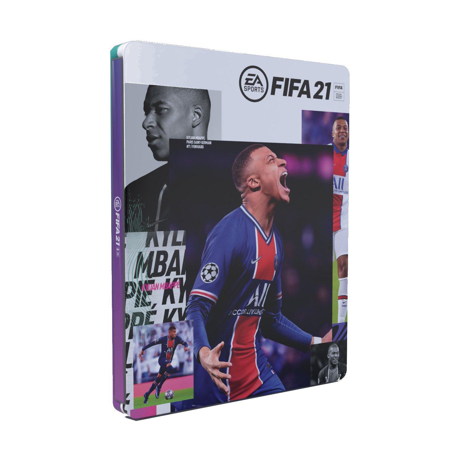 Steelbook do gry FIFA 21