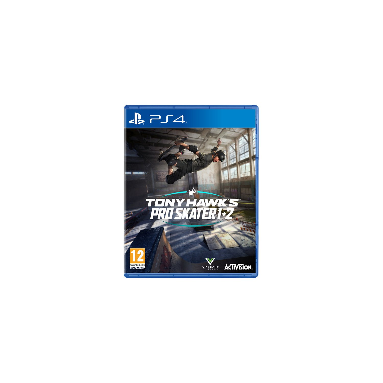 Gra PS4 Tony Hawk's Pro Skater 1+2