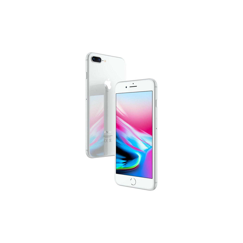 3a833296f1bb64 Smartfon APPLE iPhone 8 Plus 256GB Srebrny MQ8Q2PM/A - Smartfony -