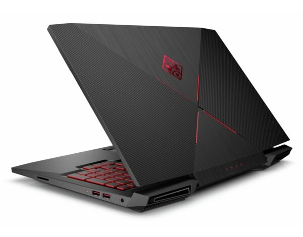 Laptop HP Omen 15-ce016nw i7-7700HQ/8GB/128GB SSD+1TB/GTX1050Ti/Win10H