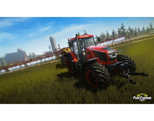 Gra Xbox One Pure Farming 2018