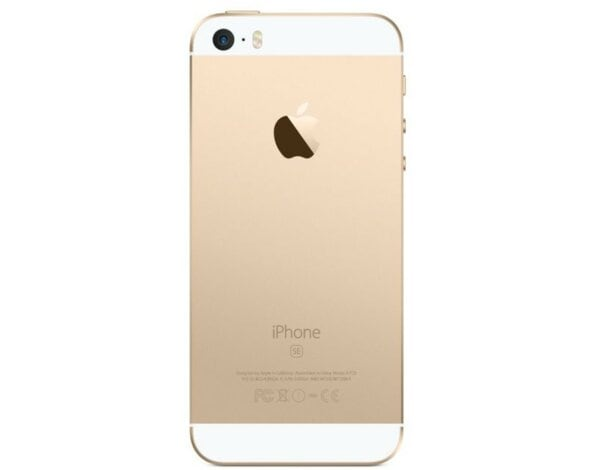 Smartfon APPLE iPhone SE 128GB Złoty MP882LP/A