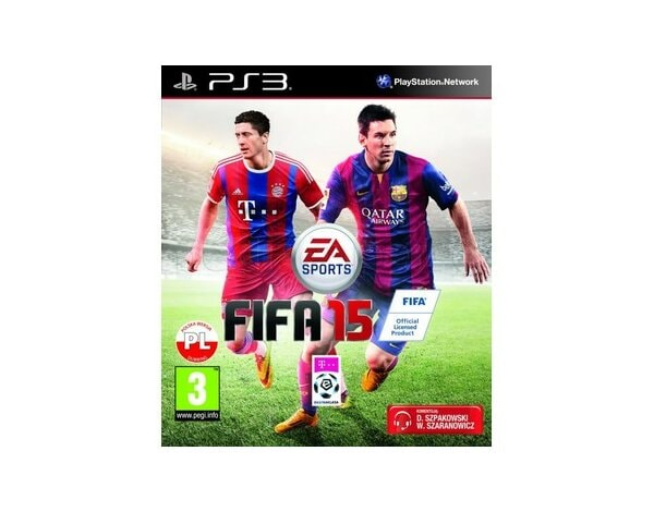 Gra PS3 FIFA 15 Essential