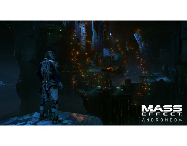 Gra PS4 Mass Effect: Andromeda
