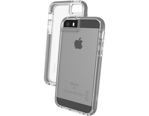 Etui GEAR4 Piccadilly do Apple iPhone 5/5s/SE Szary