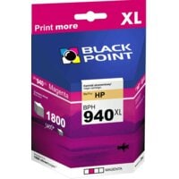 Tusz BLACK POINT BPH940MXL Magenta Zamiennik HP C4908AE