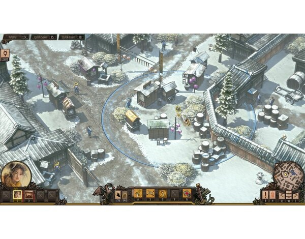 Gra PS4 Shadow Tactics: Blades of Shogun