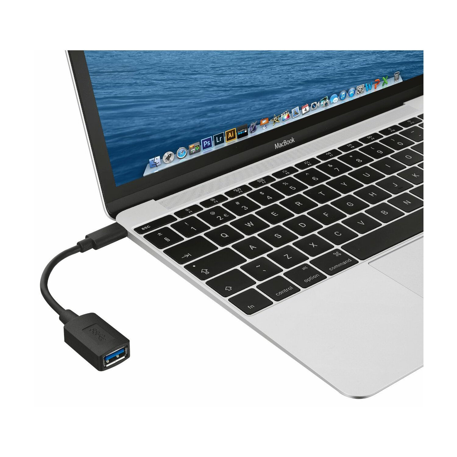 Adapter TRUST USB-C - USB 3.0