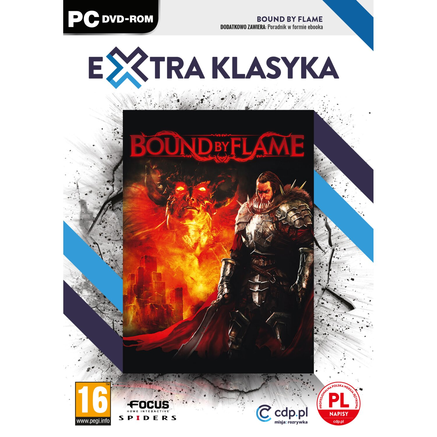 Gra PC XK Bound by Flame