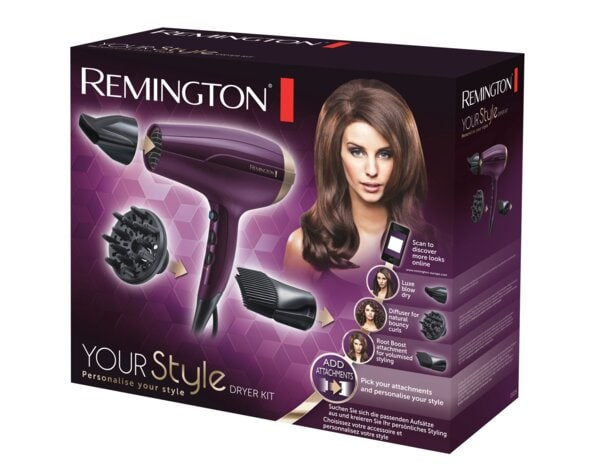 Suszarka REMINGTON YourStyle D5219