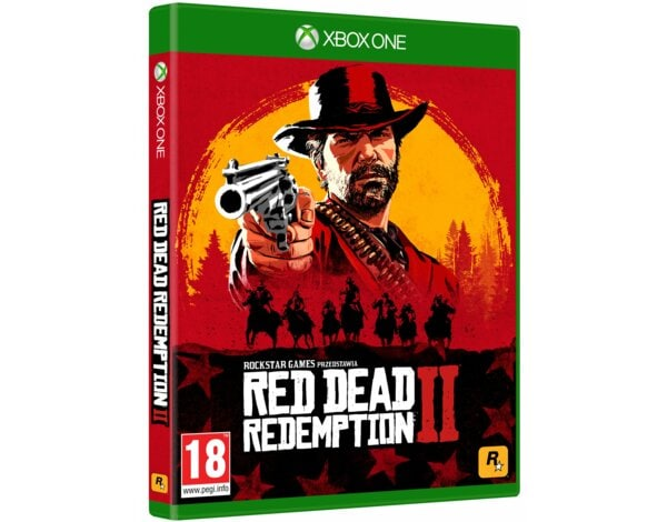 Gra Xbox One Red Dead Redemption 2