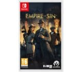 Gra Nintendo Switch Empire of Sin Day One Edition
