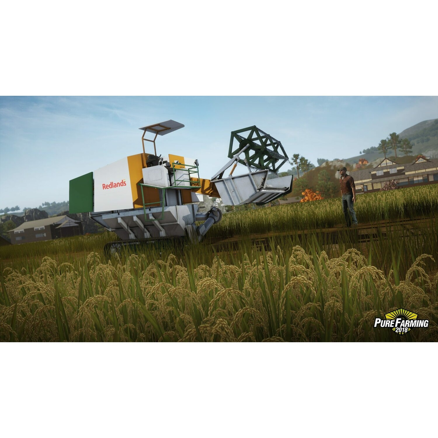 Gra PC Pure Farming 2018