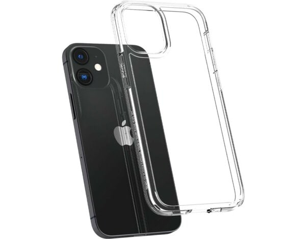 Etui SPIGEN Ultra Hybrid do Apple iPhone 12 mini Bezbarwny