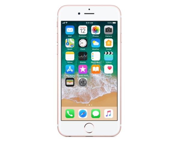 Smartfon APPLE iPhone 6s 32GB Różowe złoto