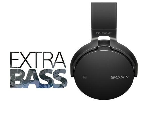 Słuchawki SONY MDR XB650BT Czarny