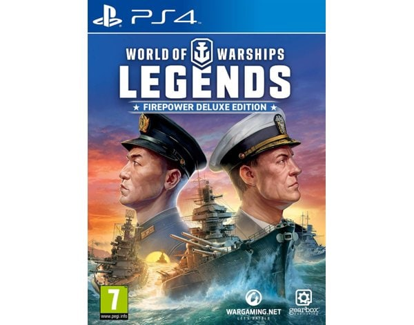 Gra PS4 World of Warships: Legends