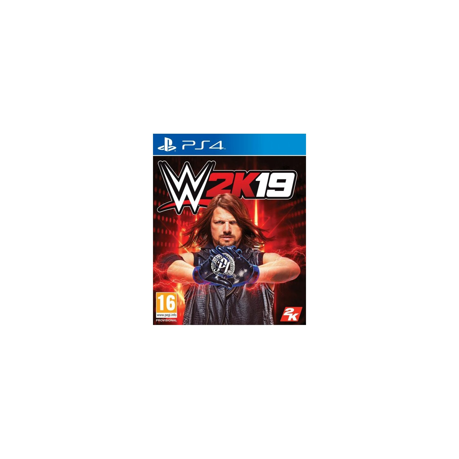 Gra PS4 WWE 2K19