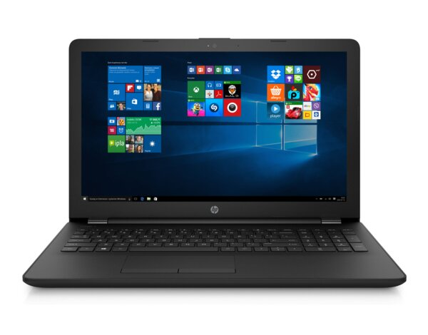 Laptop HP 15-bs113nw i3-5005U/4GB/256GB SSD/INT/Win10H Czarny