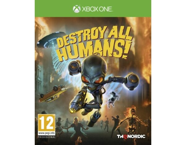 Gra Xbox One Destroy All Humans