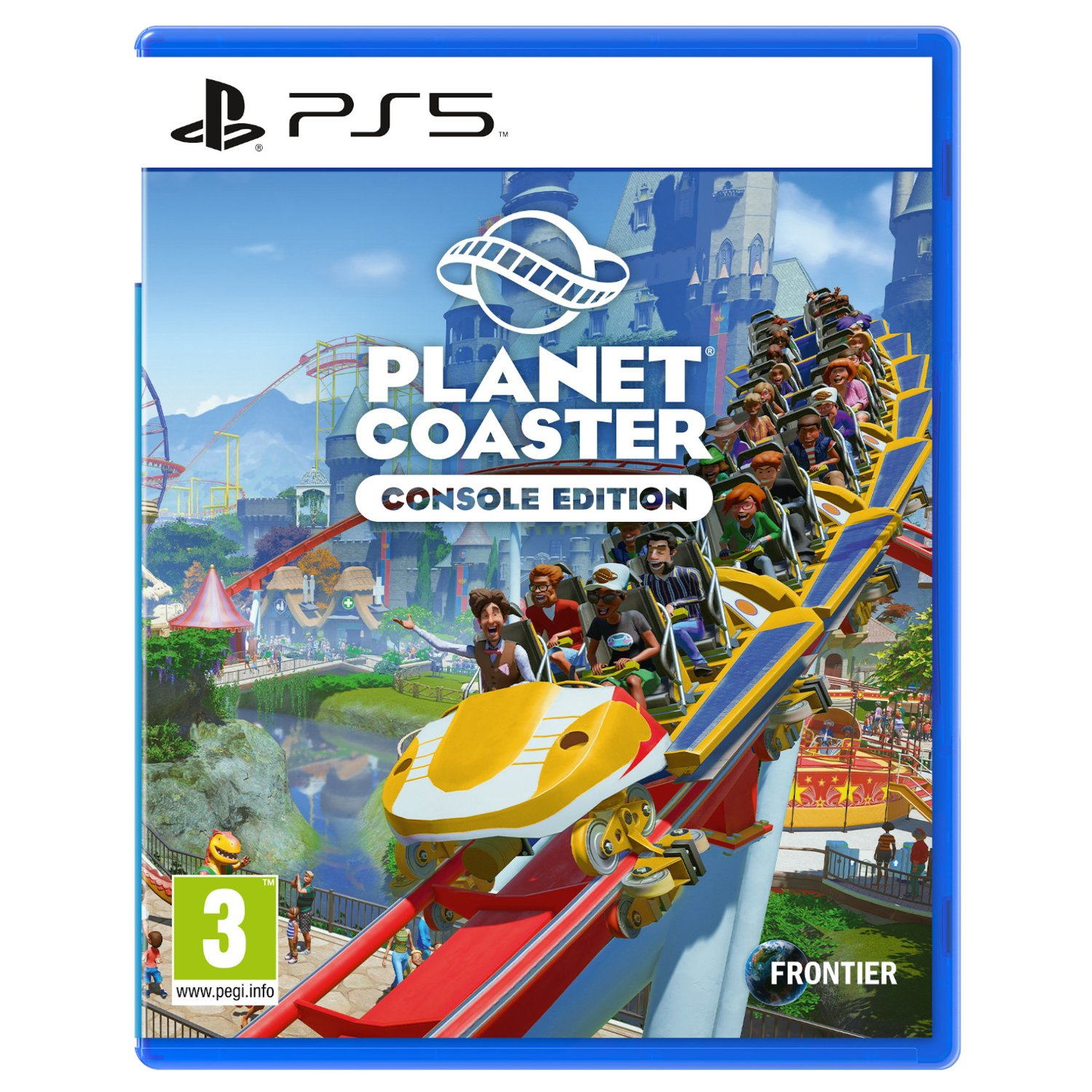 Gra PS5 Planet Coaster Console Edition