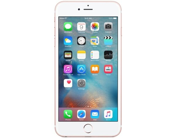 Smartfon APPLE iPhone 6s 64GB Różowe złoto