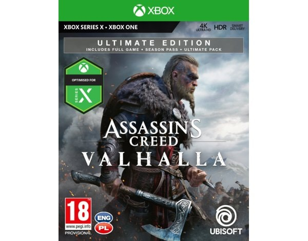 Gra Xbox One Assassin's Creed Valhalla Ultimate Edition