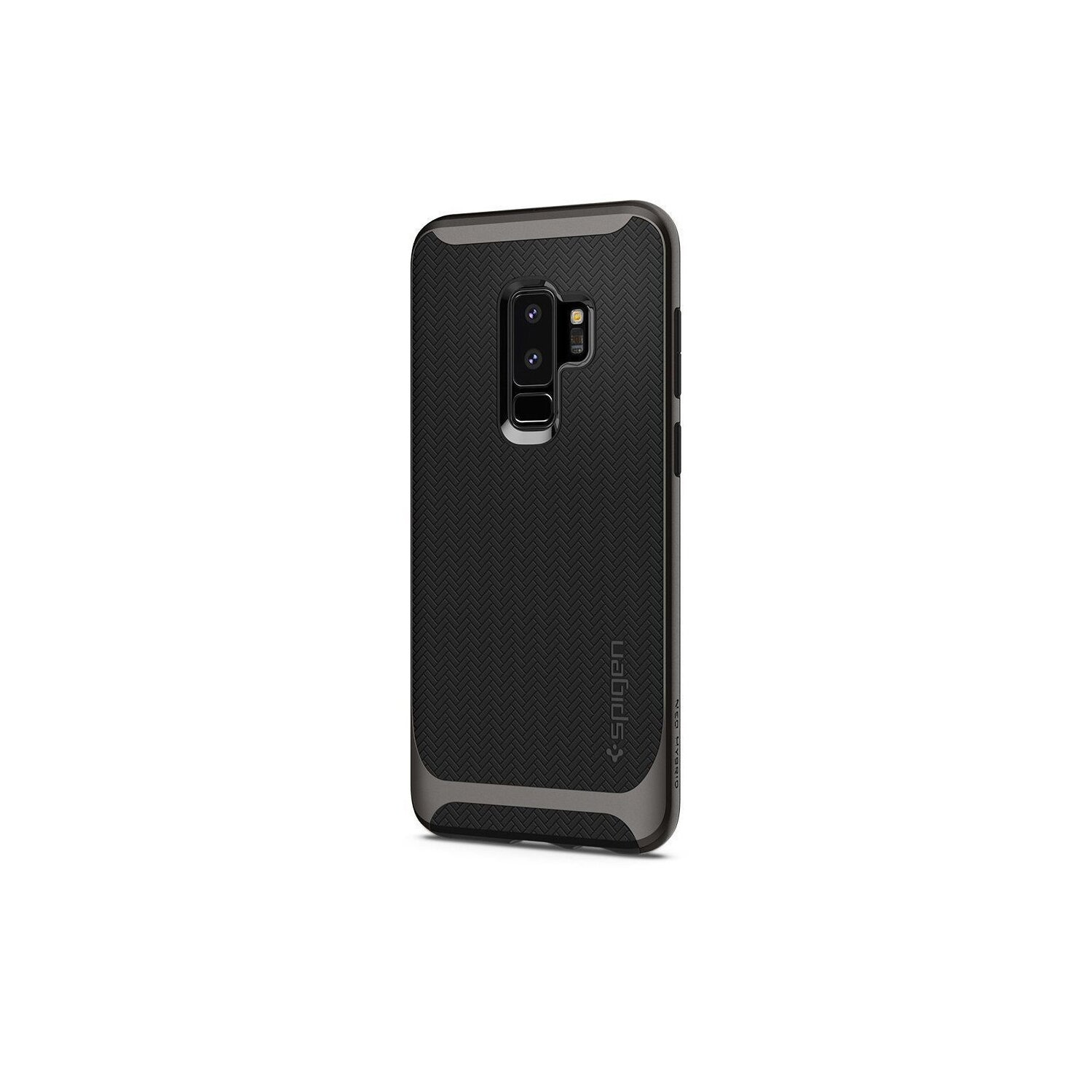 Etui SPIGEN Neo Hybrid do Samsung Galaxy S9 Plus Grafitowy
