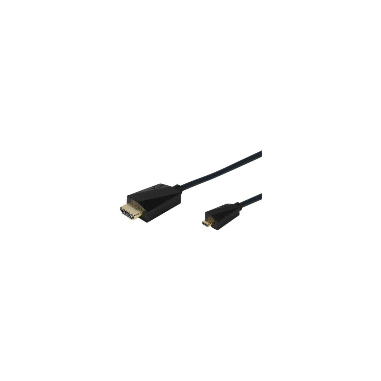 Kabel VIVANCO HDMI - micro HDMI 1.4 1.5 m