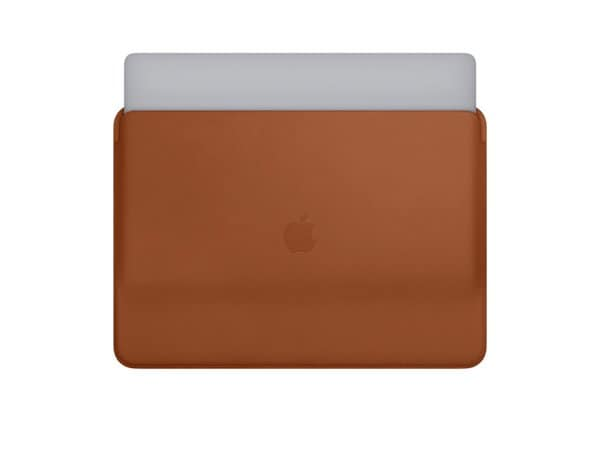 Etui APPLE Leather Sleeve do Apple MacBook Pro 15 cali Naturalny Brąz MRQV2ZM/A