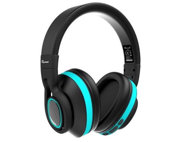 Słuchawki bezprzewodowe SKYMASTER U40 Miętowy, Słuchawki