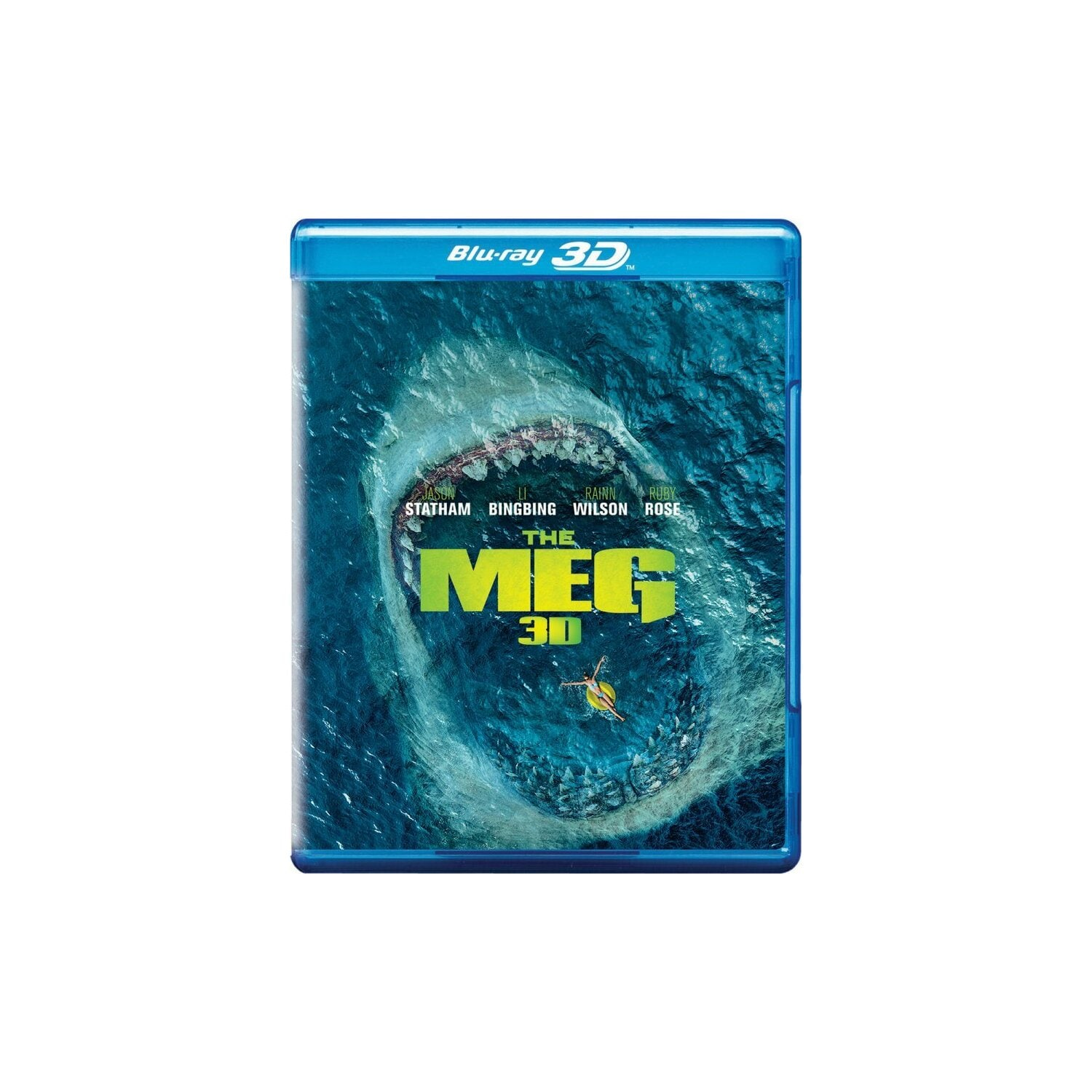 The Meg 3D (2BD)