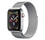 SmartWatch APPLE Watch Series 4 GPS+Cellular Koperta 40 mm ze stali nierdzewnej z bransoletą mediolańską MTVK2WB/A