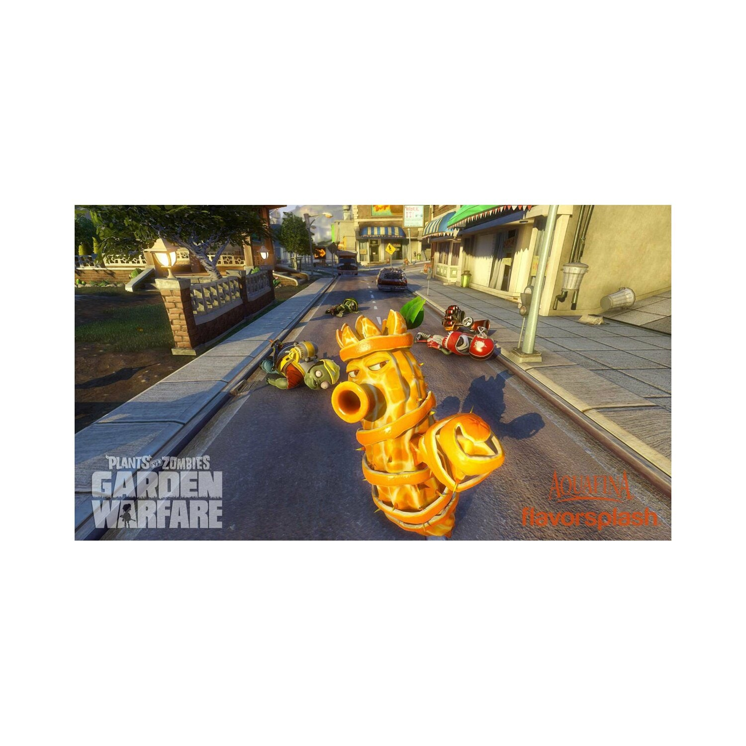 Gra PS3 Plants vs. Zombies Garden Warfare